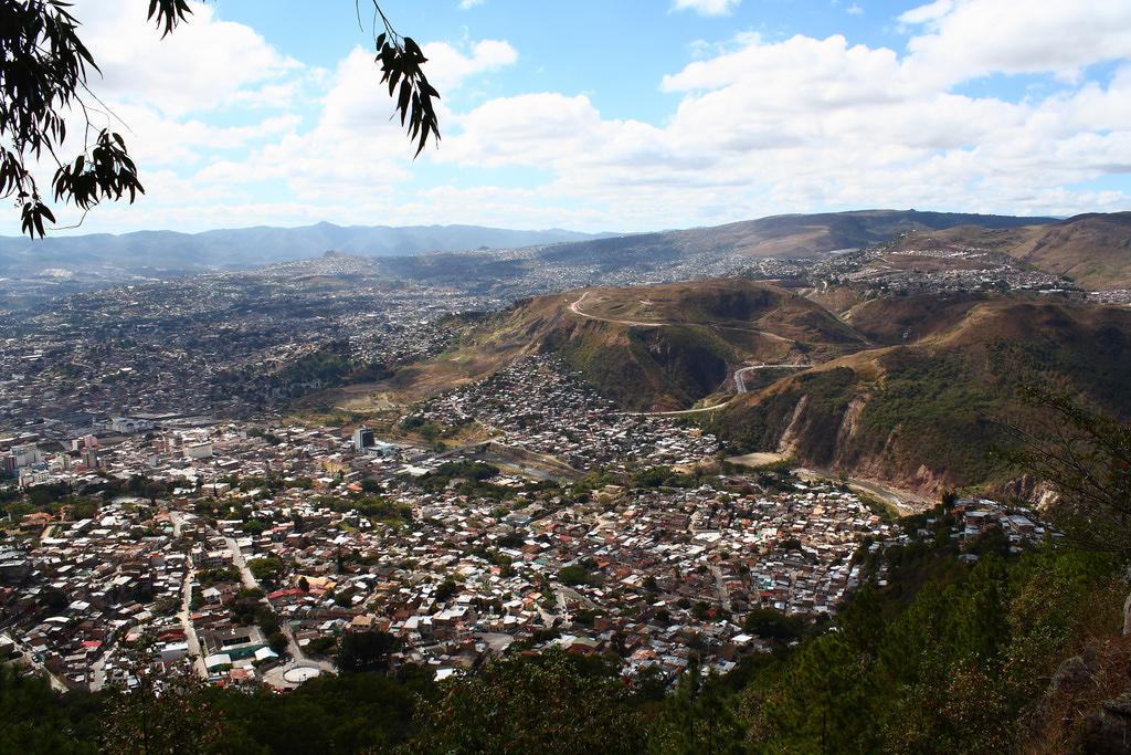 Tegucigalpa lugares turisticos de honduras