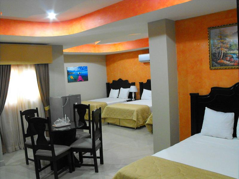 hotel valencia san pedro sula